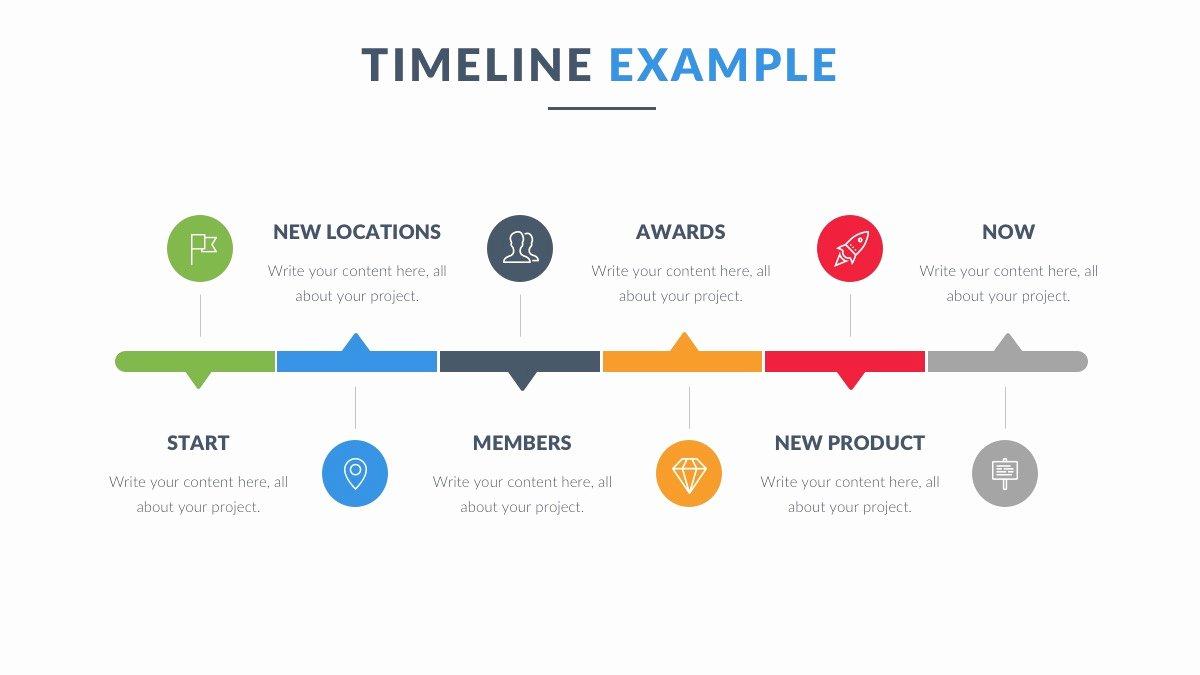 Timeline Ppt Template Free Luxury Free Timeline Keynote Template Free Presentation Keynote
