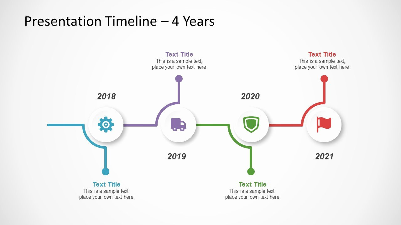 Timeline Ppt Template Free Luxury Free Timeline Template for Powerpoint Slidemodel