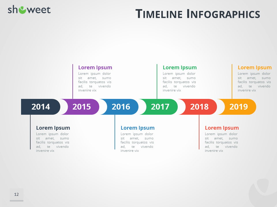 Timeline Ppt Template Free New Timeline Infographics Templates for Powerpoint