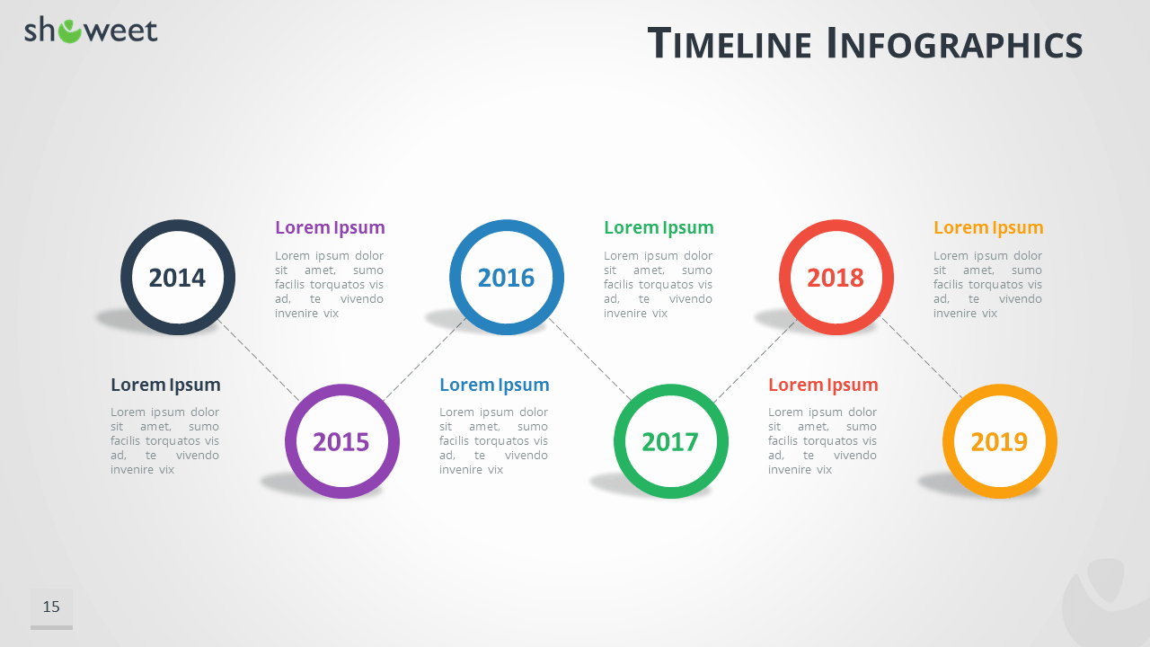 Timeline Ppt Template Free Unique Timeline Infographics Templates for Powerpoint