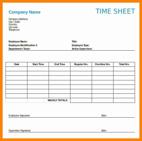 Timesheet Invoice Template Excel Beautiful Construction Timesheet Template Free Invoice Excel Pdf
