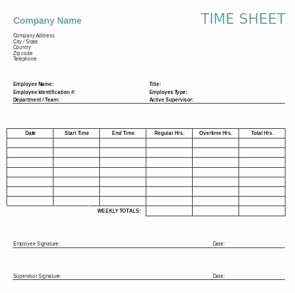 Timesheet Invoice Template Excel New Timesheet Invoice Template Excel Invoice Template Word for