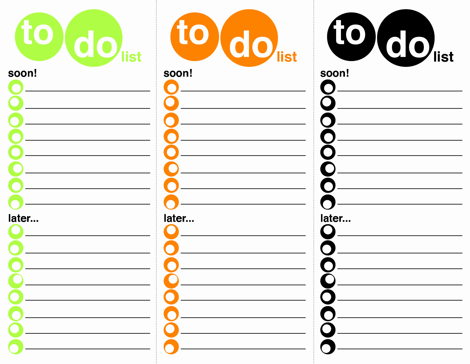 To Do List Template Word New to Do List Template Word