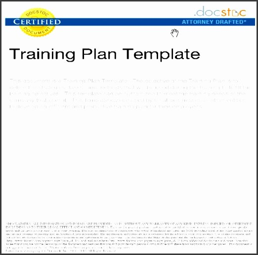 Training Manual Template Word Luxury 5 Training Guide Template Word Free Sampletemplatess