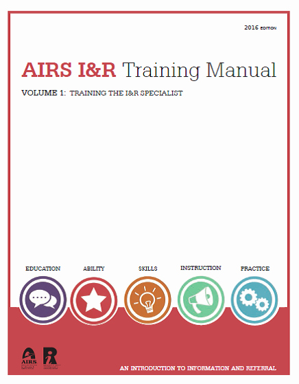 Training Manual Template Word Luxury Airs I&r Training Manual Alliance Of Information and