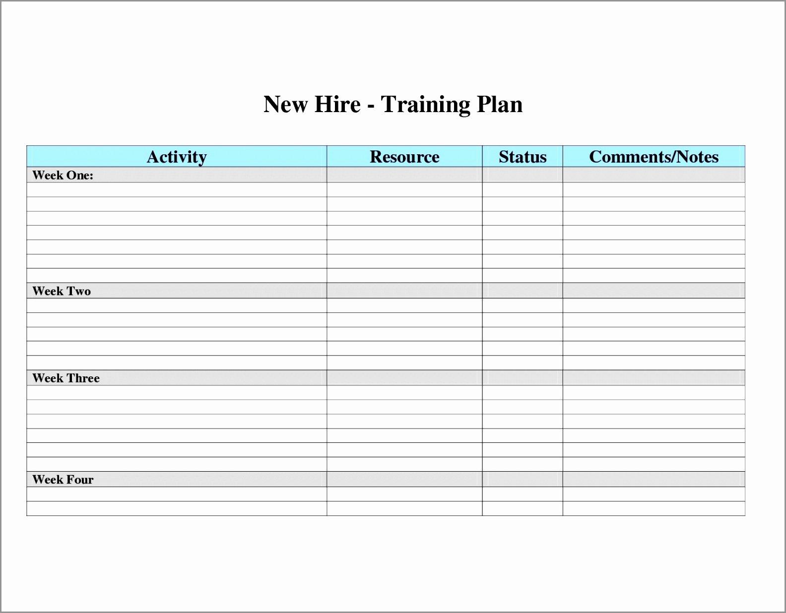 Training Matrix Template Free Excel Elegant 12 Free Training Matrix Template Excel Iuaao