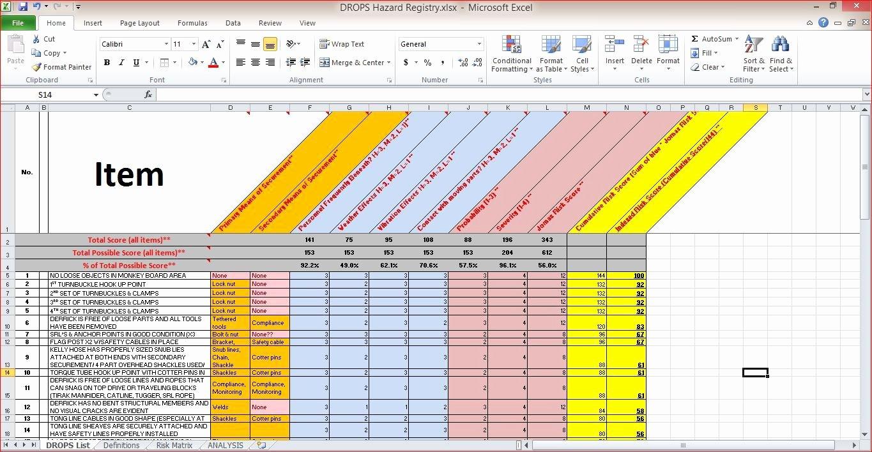 Training Matrix Template Free Excel New Training Spreadsheet Template Spreadsheet Templates for