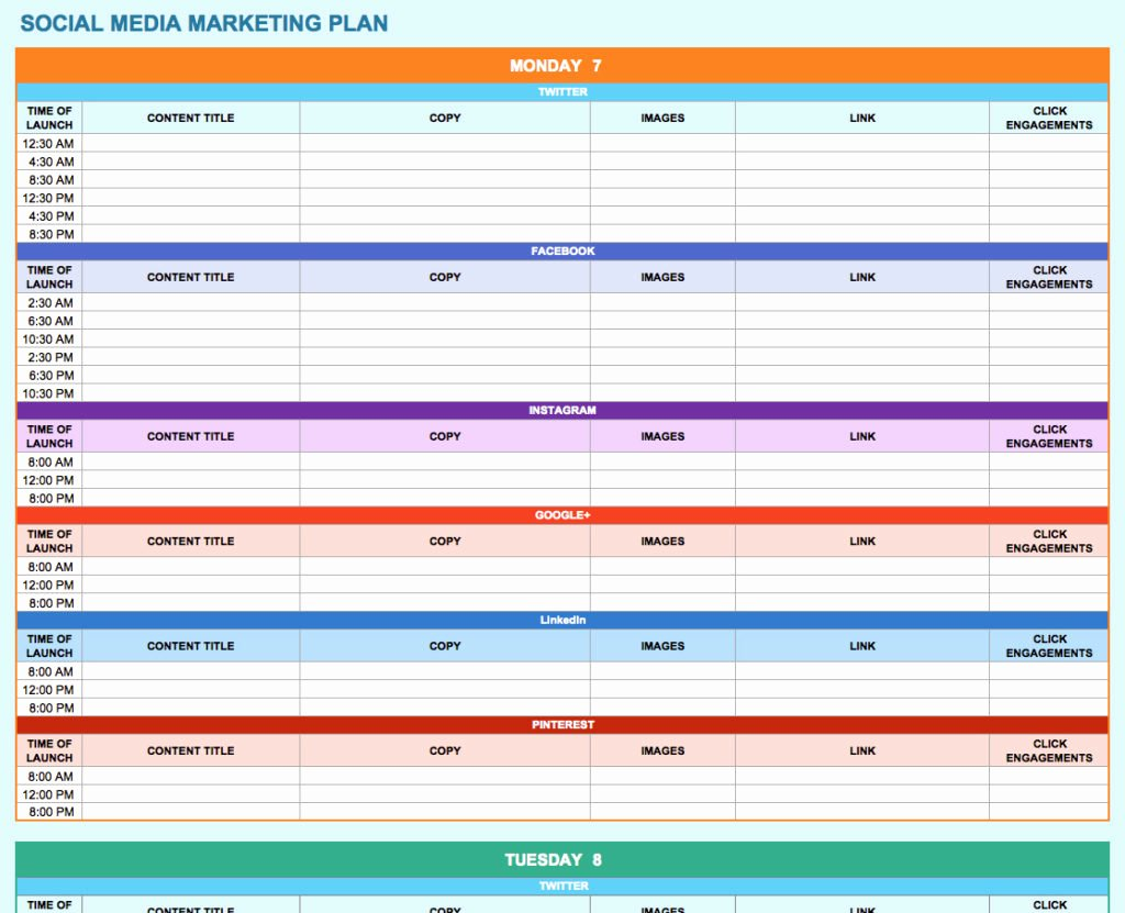 Training Plan Template Excel Inspirational Training Plan Template Excel