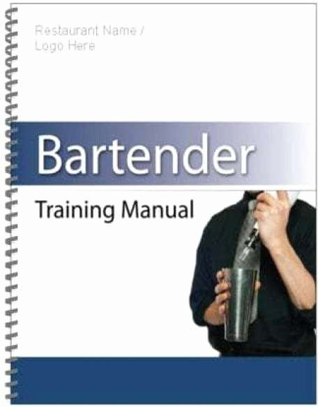 Training Workbook Template Word Best Of 7 Training Guide Templates Word Excel Pdf formats