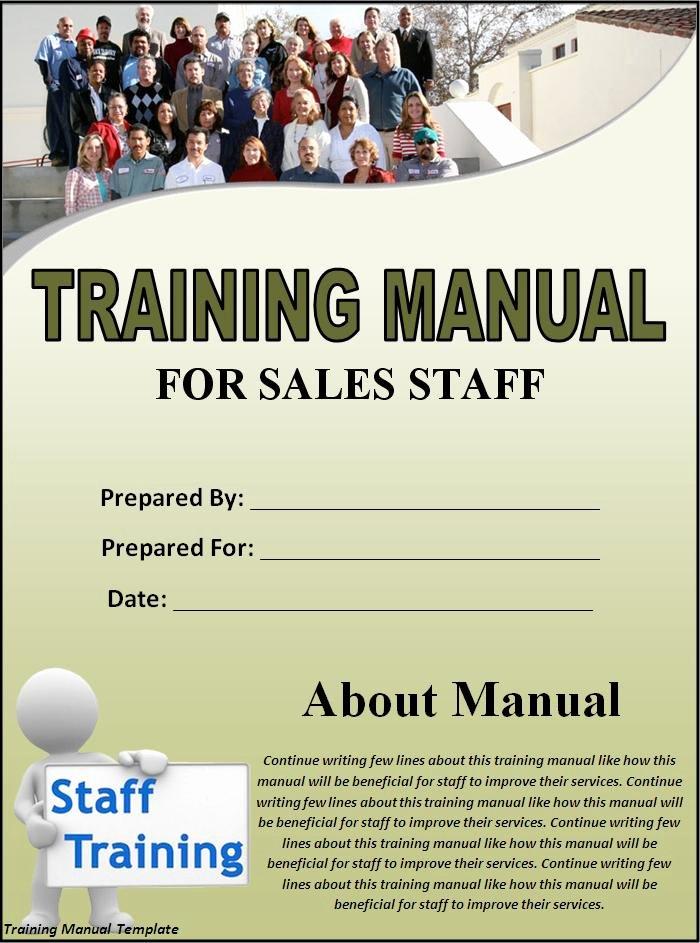 Training Workbook Template Word Elegant 5 Free Training Manual Templates Excel Pdf formats