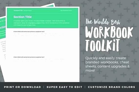 Training Workbook Template Word Lovely Workbook Design Template Training Manual Word 2013