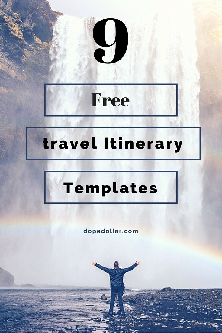 Travel Itinerary Template Google Docs Beautiful Travel Itinerary Template Google Docs