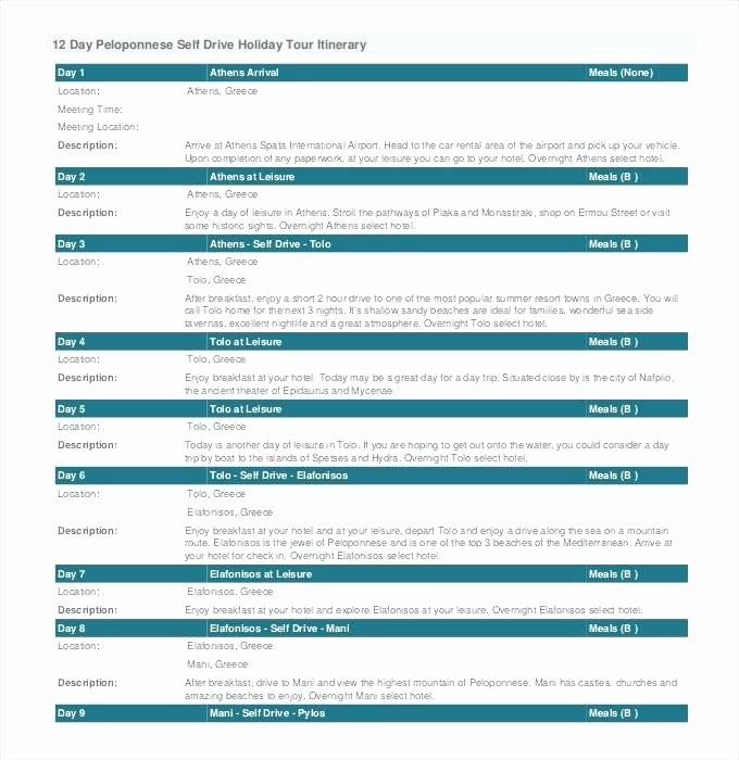 Travel Itinerary Template Google Docs Best Of Here is Download Link for This Travel Itinerary Template
