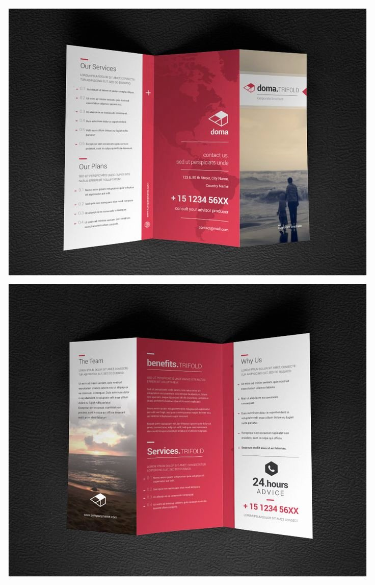 Tri Fold Brochure Free Template Awesome Best 25 Tri Fold Brochure Template Ideas On Pinterest