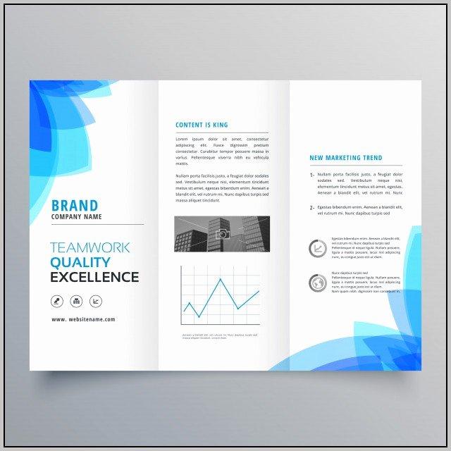 Tri Fold Brochure Free Template Awesome Tri Fold Brochure Template Template Resume Examples