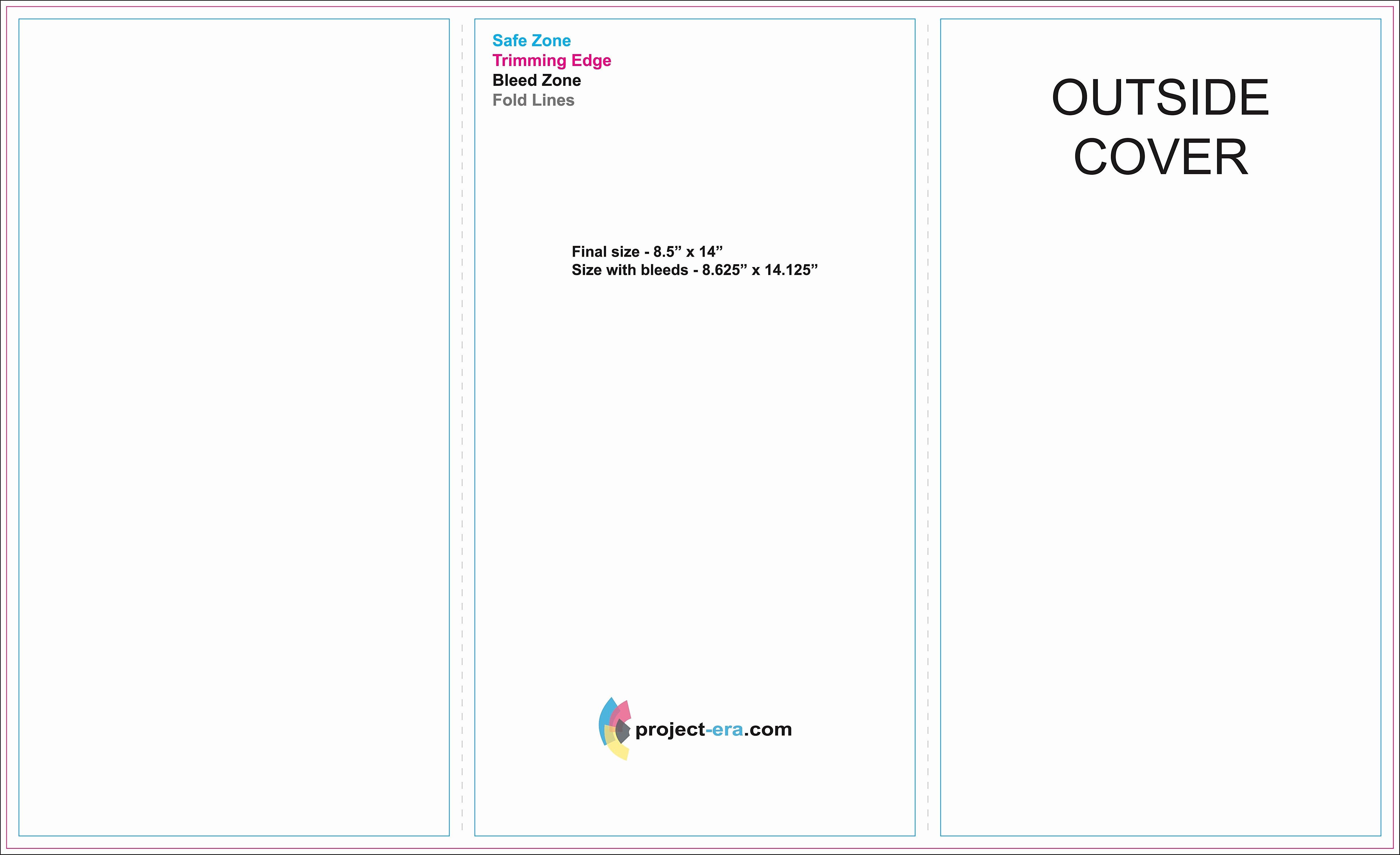 Tri Fold Brochure Free Template Beautiful Tri Fold Brochure Template