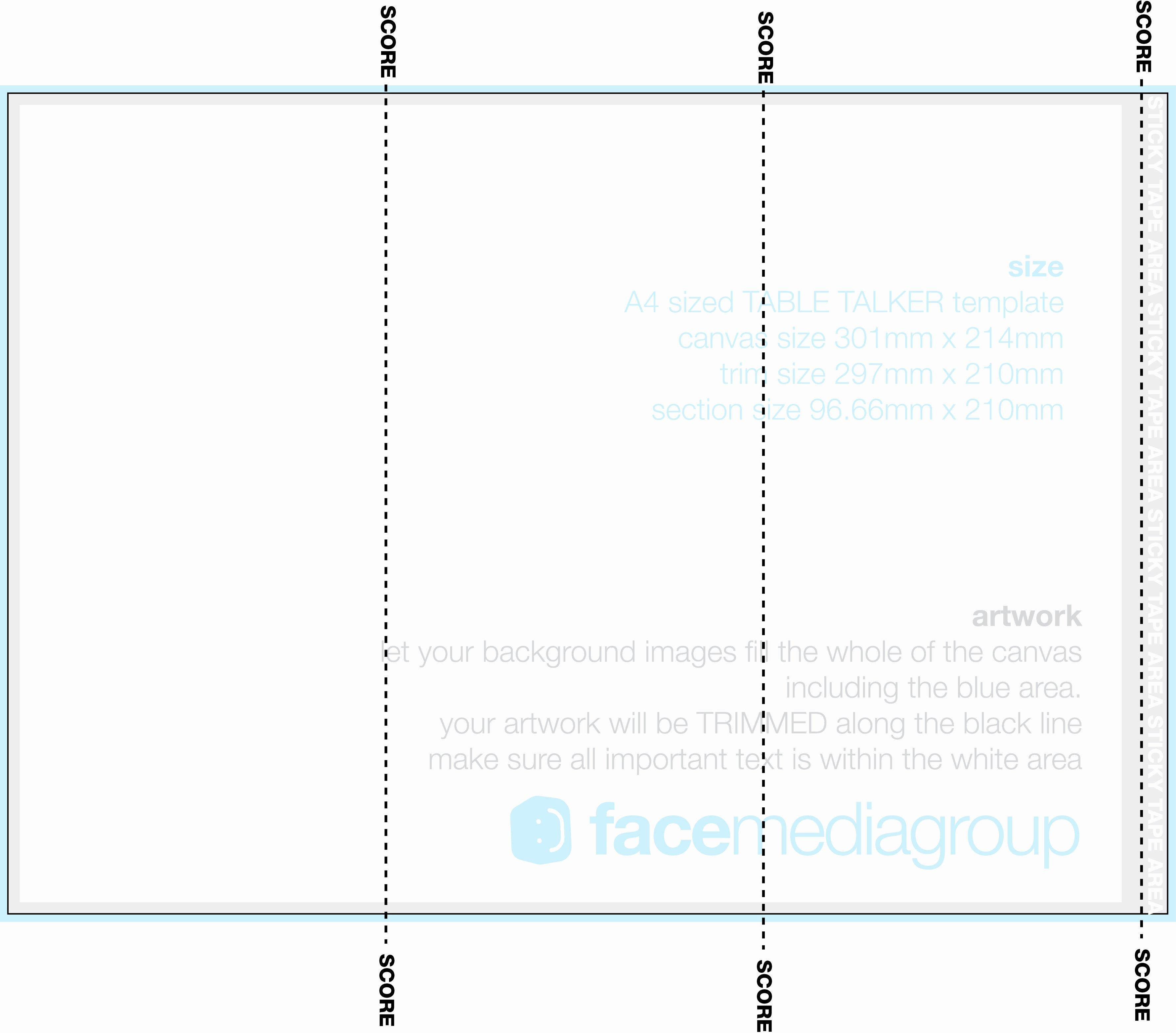 Tri Fold Brochure Free Template Best Of A4 Tri Fold Brochure Template Free Templates Resume