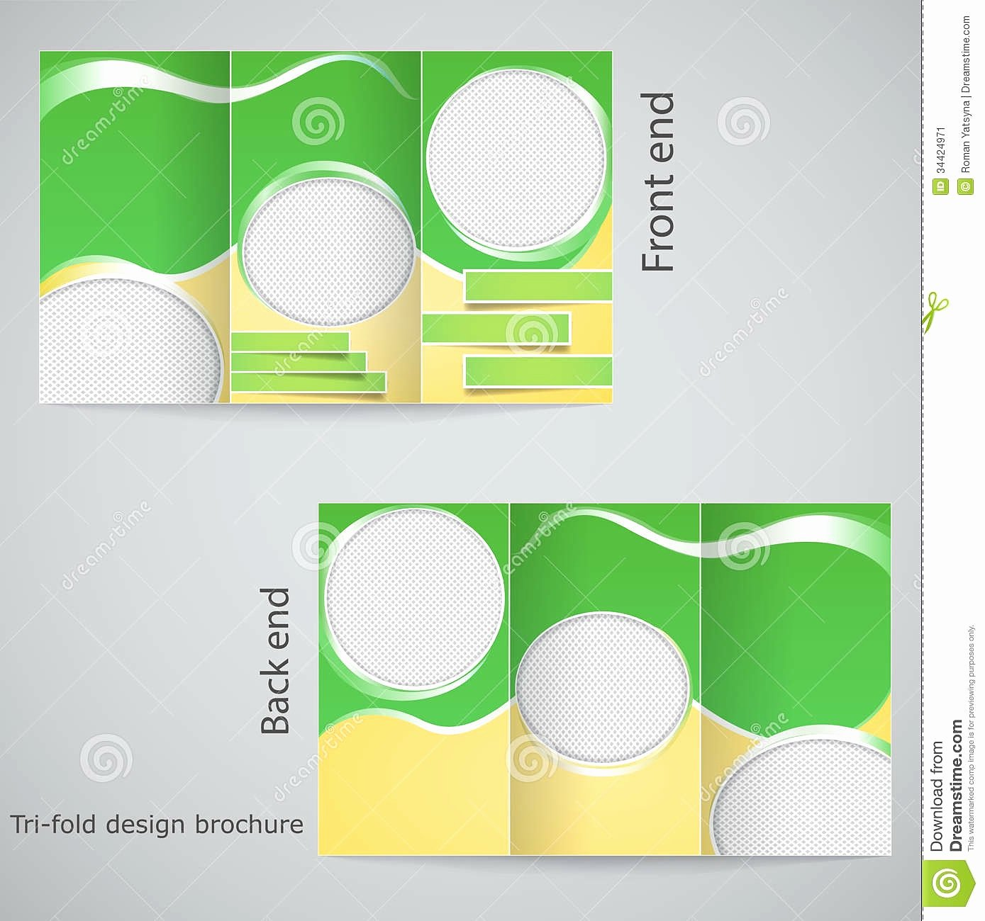 Tri Fold Brochure Free Template Elegant Blank Brochure Template Example Mughals