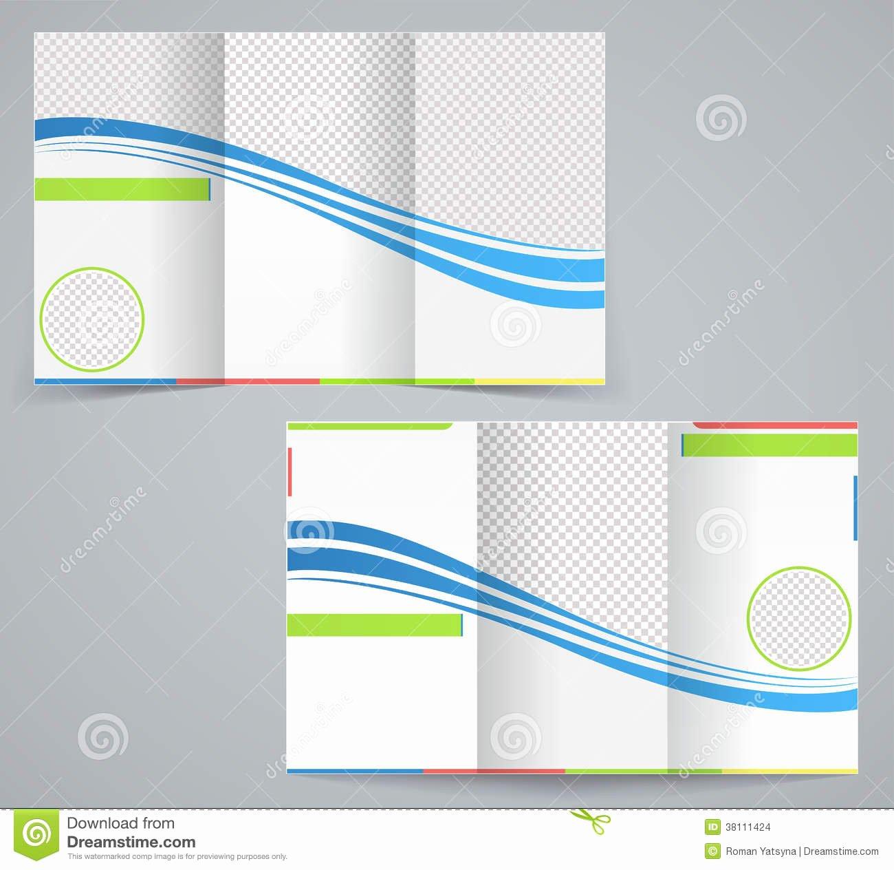 Tri Fold Brochure Free Template Elegant Template Tri Fold Brochure Template