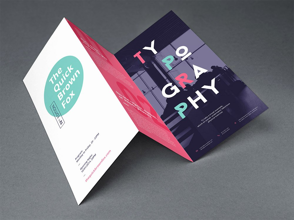 Tri Fold Brochure Free Template Inspirational 15 Free Brochure Templates for Designers to Have
