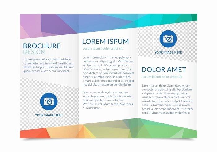 Tri Fold Brochure Free Template Inspirational Three Fold Brochure Template Invitation Template
