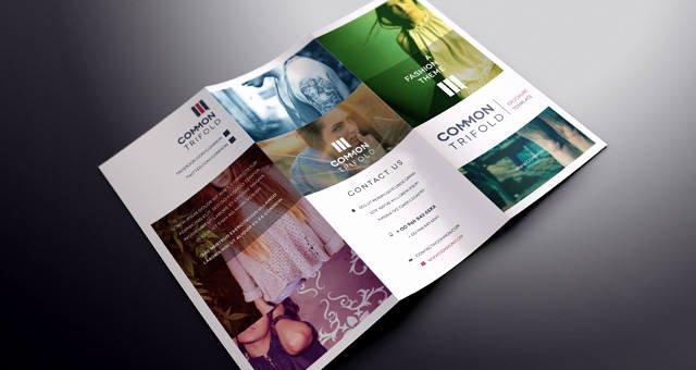 Tri Fold Brochure Free Template Lovely 60 Free & Premium Psd Brochure Templates Webprecis