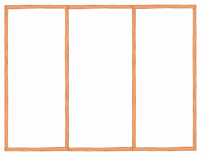 Tri Fold Brochure Free Template Lovely Blank Tri Fold Brochure Template Mughals