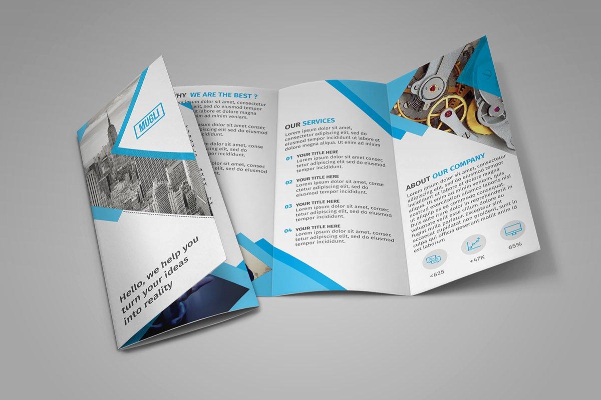 Tri Fold Brochure Free Template Luxury 16 Tri Fold Brochure Free Psd Templates Grab Edit & Print