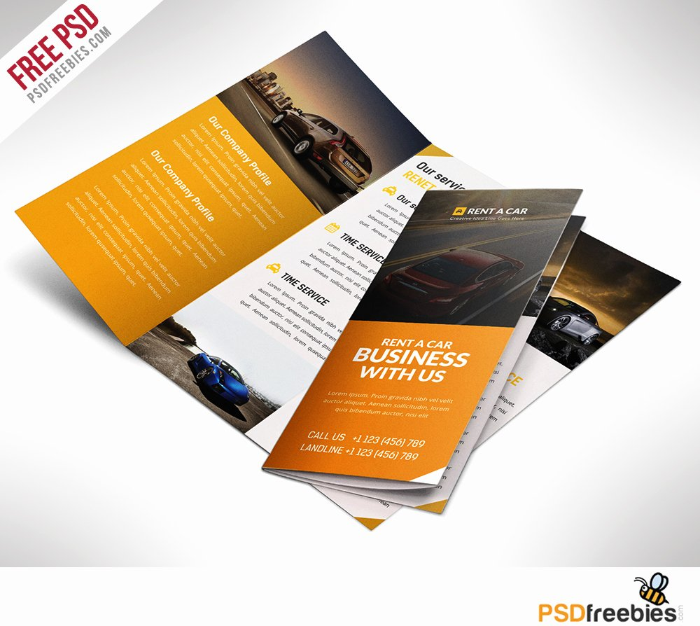 Tri Fold Brochure Free Template Unique 16 Tri Fold Brochure Free Psd Templates Grab Edit & Print