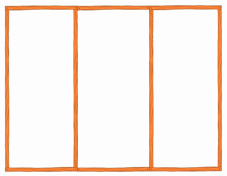 Tri Fold Brochure Free Template Unique Blank Brochure Mughals