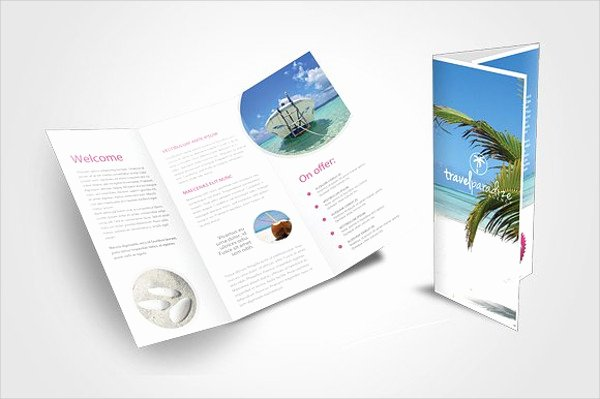 Tri Fold Travel Brochure Template Lovely 34 Tri Fold Brochure Designs & Examples Psd Ai Vector Eps