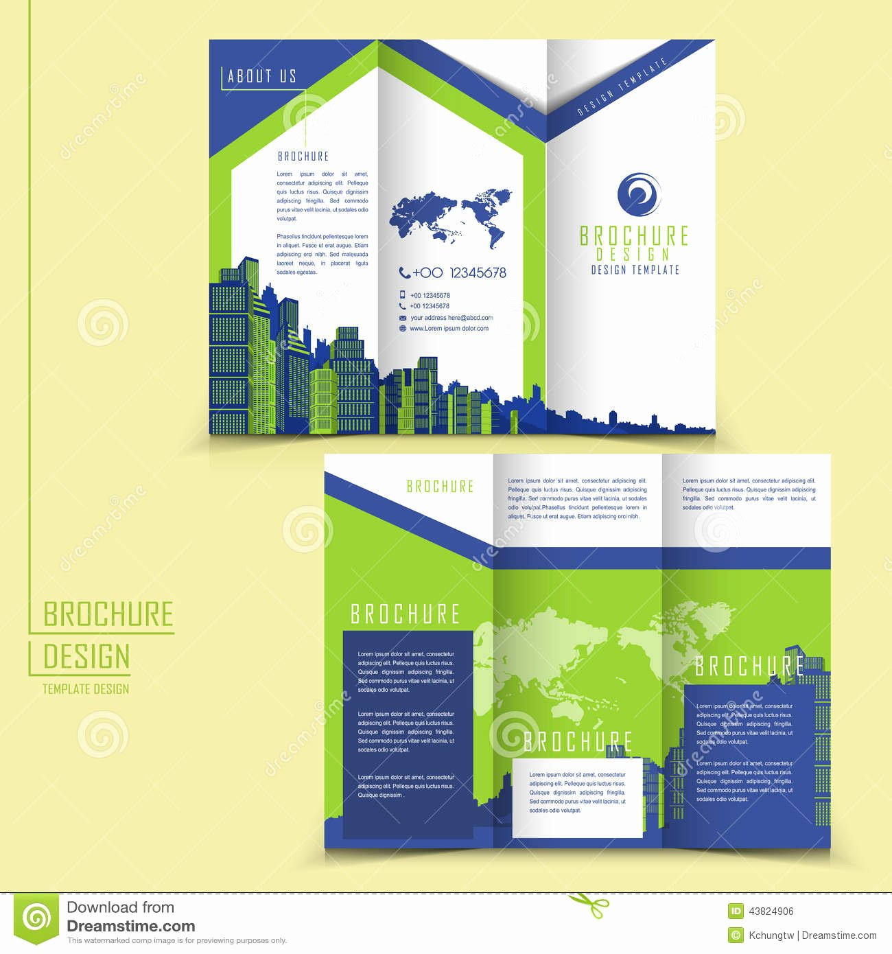 Tri Fold Travel Brochure Template Lovely Brochure Tri Fold Brochure Template