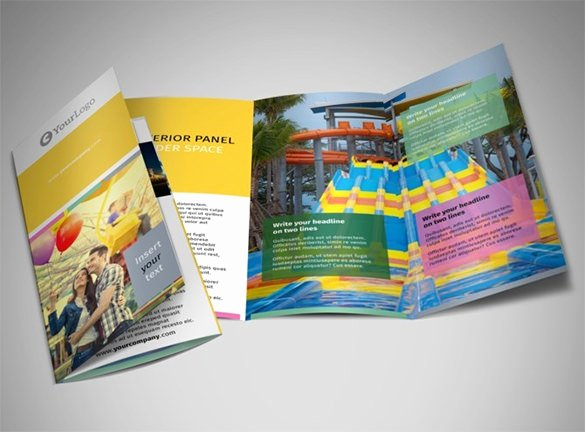 Tri Fold Travel Brochure Template Luxury 50 Travel Brochure Templates Psd Ai Google Pages