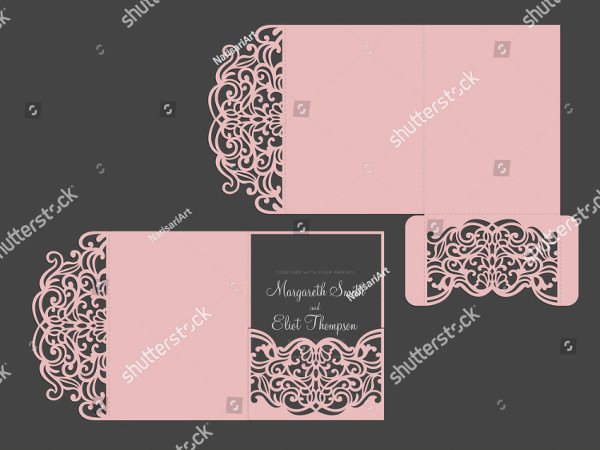 Tri Fold Wedding Invite Template Best Of 17 Tri Fold Wedding Invitation Templates Free & Premium