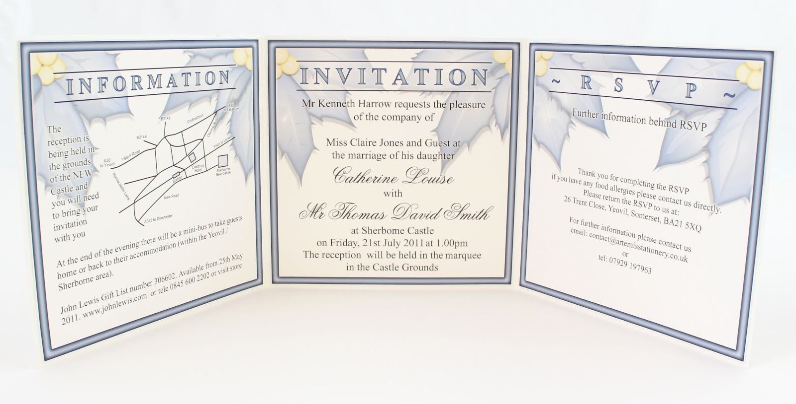 Tri Fold Wedding Invite Template Elegant Tri Fold Wedding Invitations Inside Tri Fold Wedding