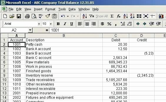 Trial Balance Excel Template Inspirational Line Balance Excel Template Line Balance Excel Template