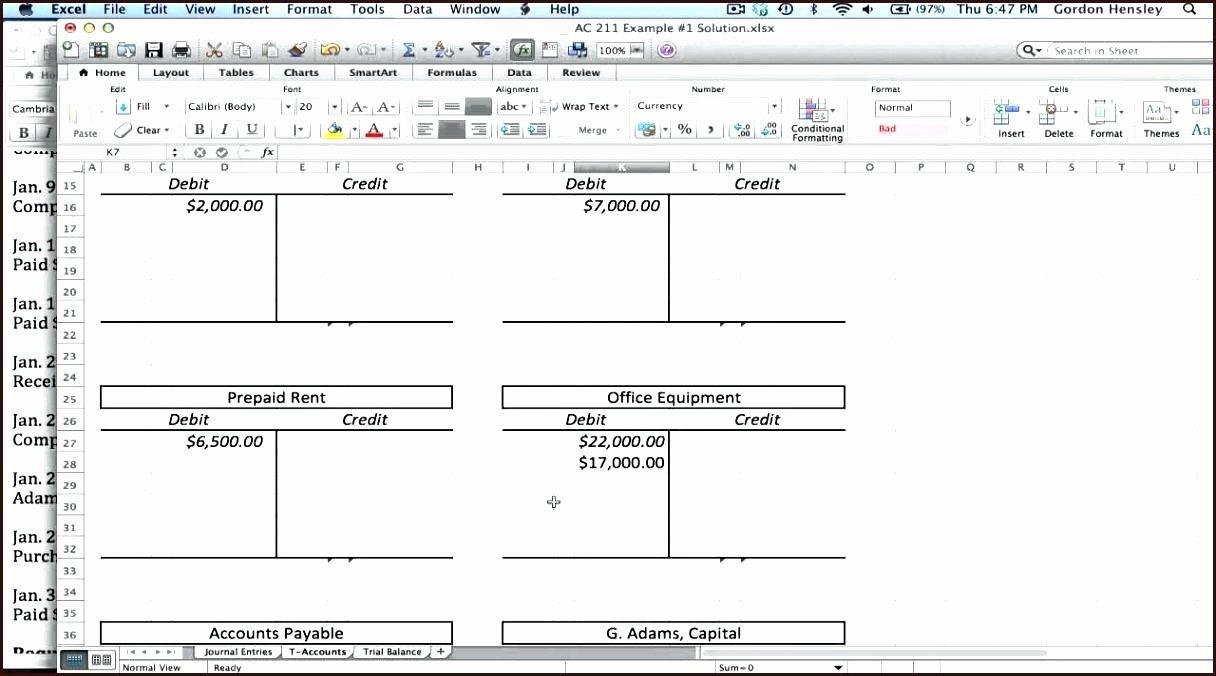Trial Balance Excel Template Unique Template Trial Balance Worksheet Excel Template