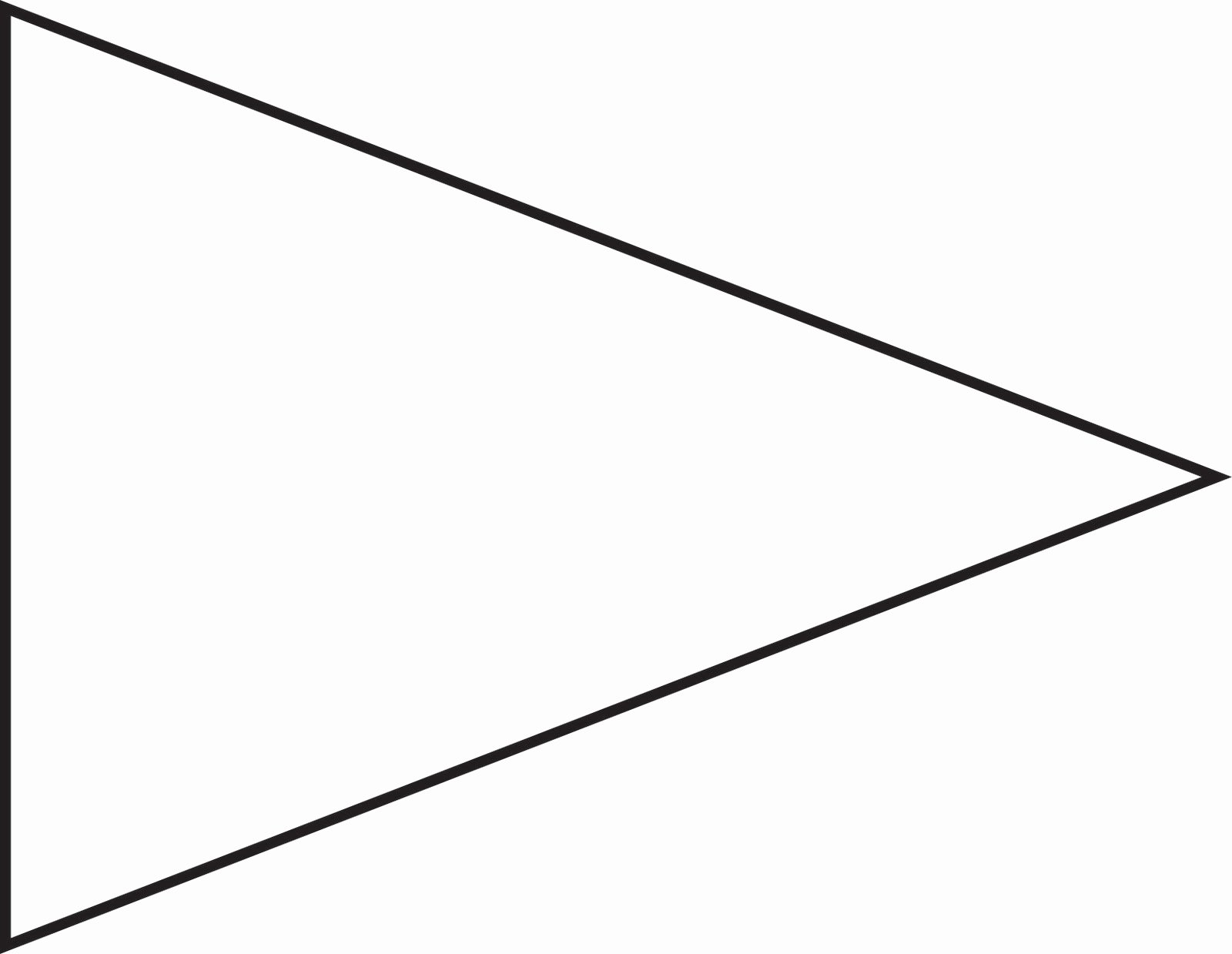 Triangle Banner Template Free Inspirational Free Pennant Banner Template Download Free Clip Art Free