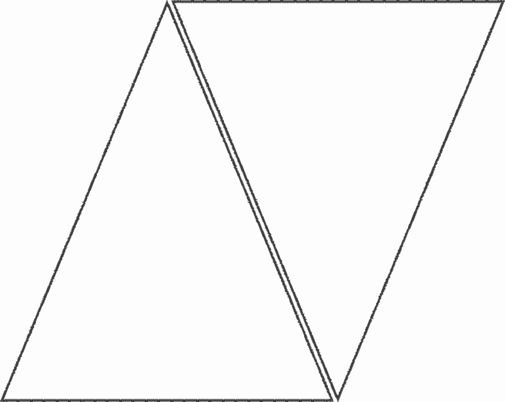 Triangle Banner Template Free New Triangle Banner Template Clipart Best Clipart Best