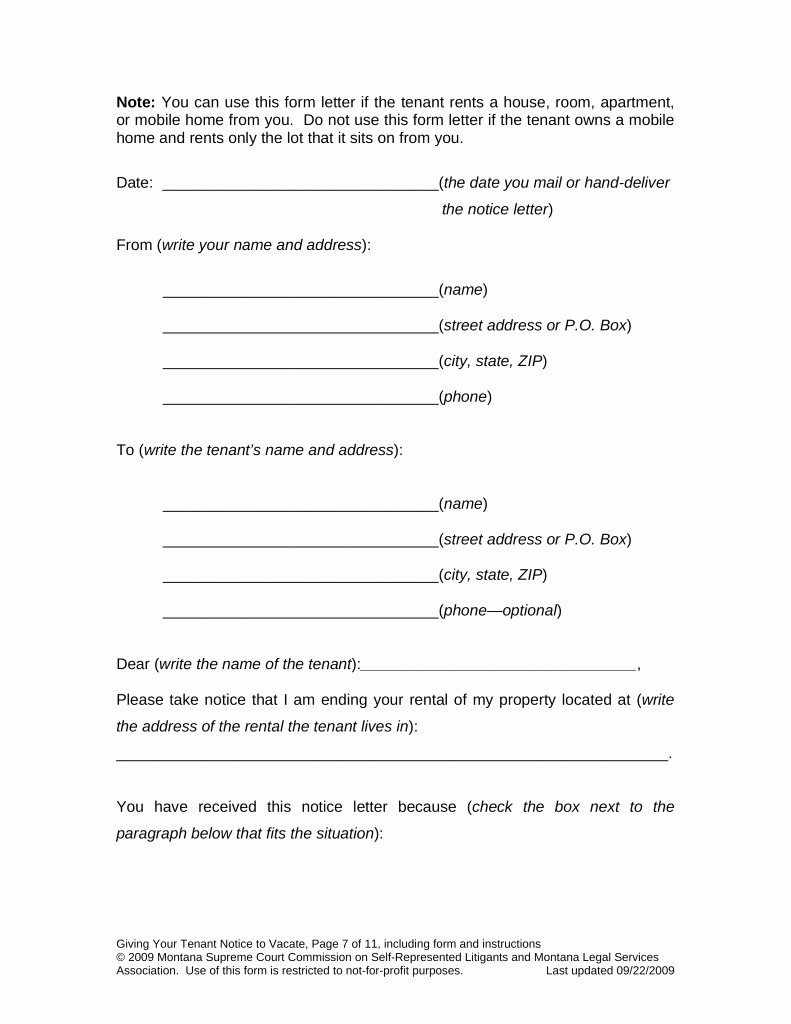 Unauthorized Tenant Letter Template Luxury 24 Hour Eviction Notice form Dolapgnetband
