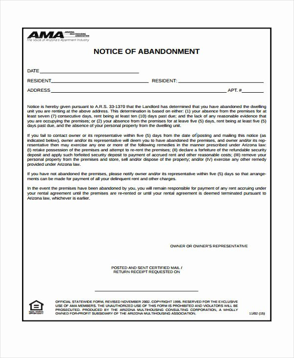 Unauthorized Tenant Letter Template Luxury Unauthorized Tenant Letter Wallpaperall