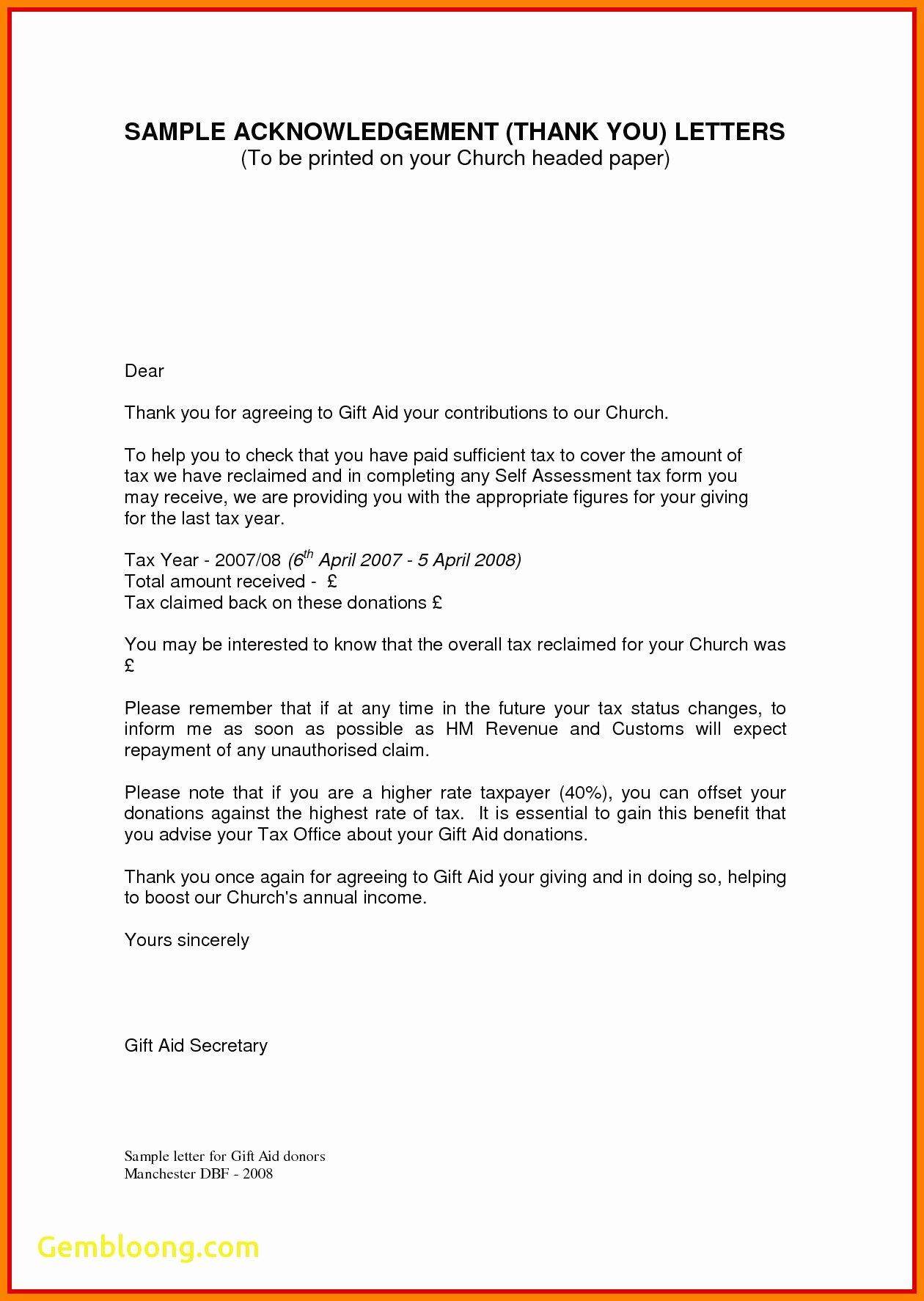 unauthorized tenant letter template