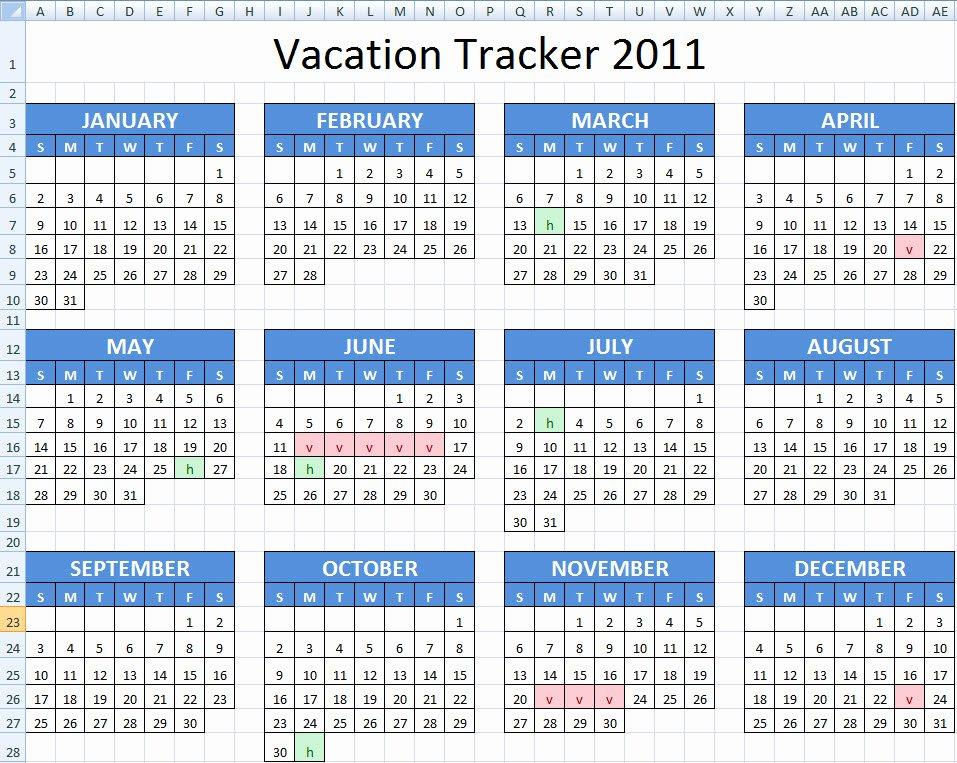Vacation Calendar Template 2015 Fresh Employee Vacation Calendar Template 2015 Page 2