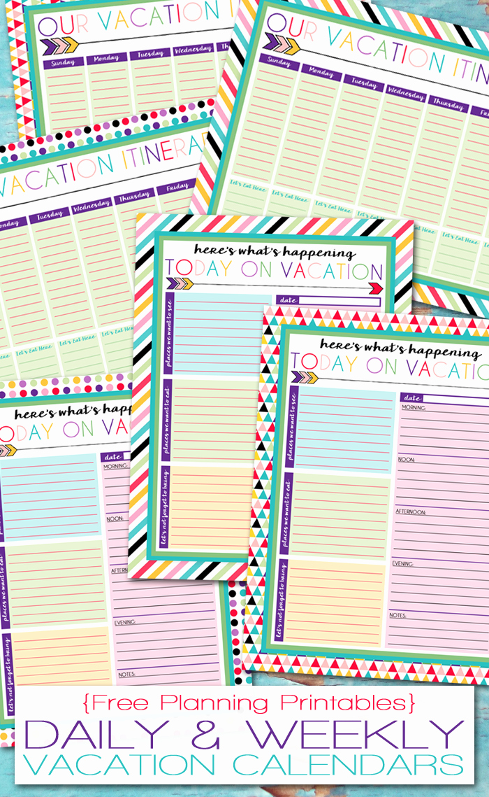 Vacation Calendar Template 2015 Lovely I Should Be Mopping the Floor Free Printable Daily and