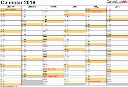 Vacation Calendar Template 2017 Elegant Employee Vacation Calendar Template 2016