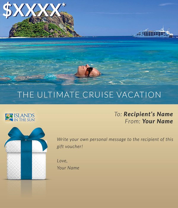 Vacation Gift Certificate Template Fresh Gift Vouchers