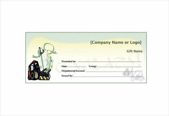 Vacation Gift Certificate Template New 11 Travel Gift Certificate Templates Free Sample
