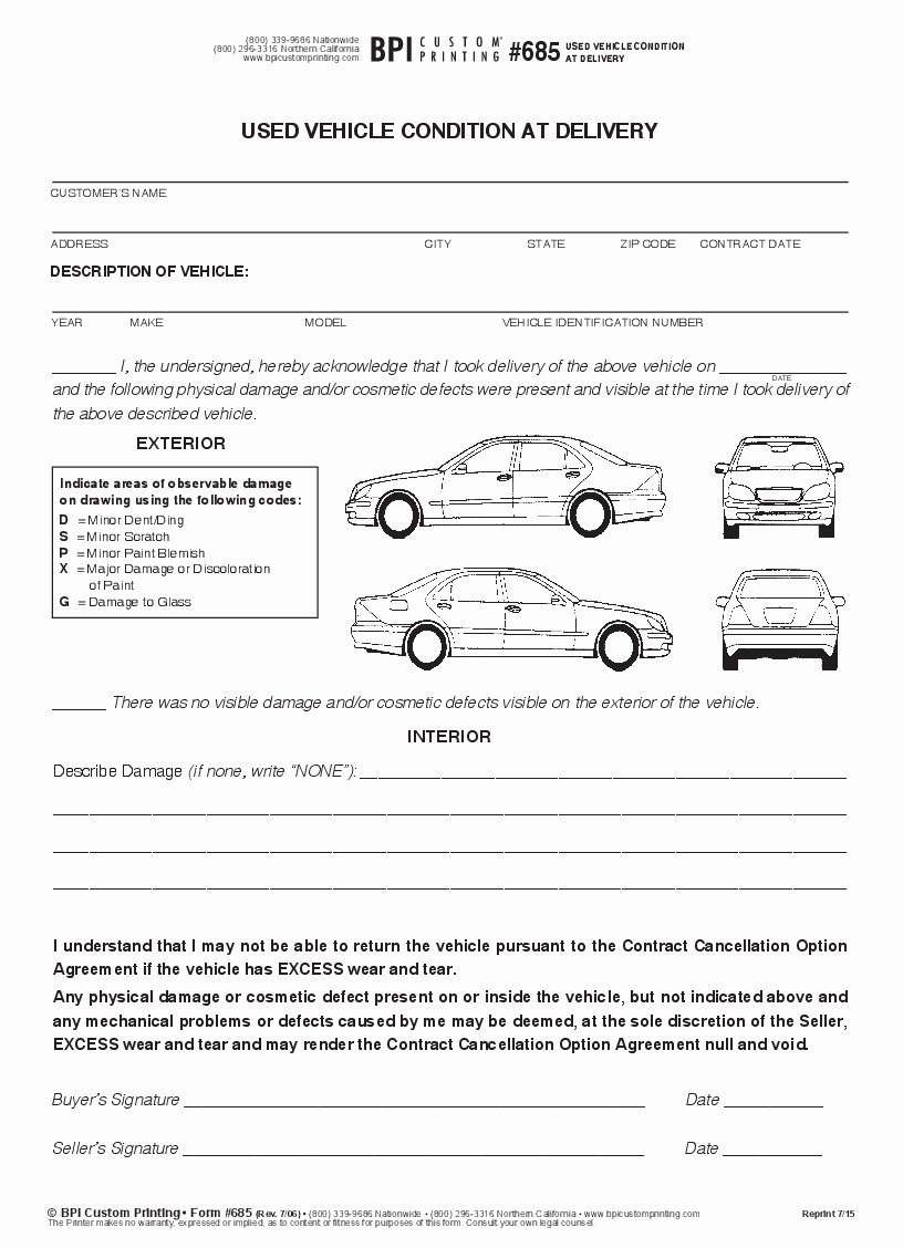 Vehicle Condition Report Template Unique 26 Of Missouri License Plate Blank Template