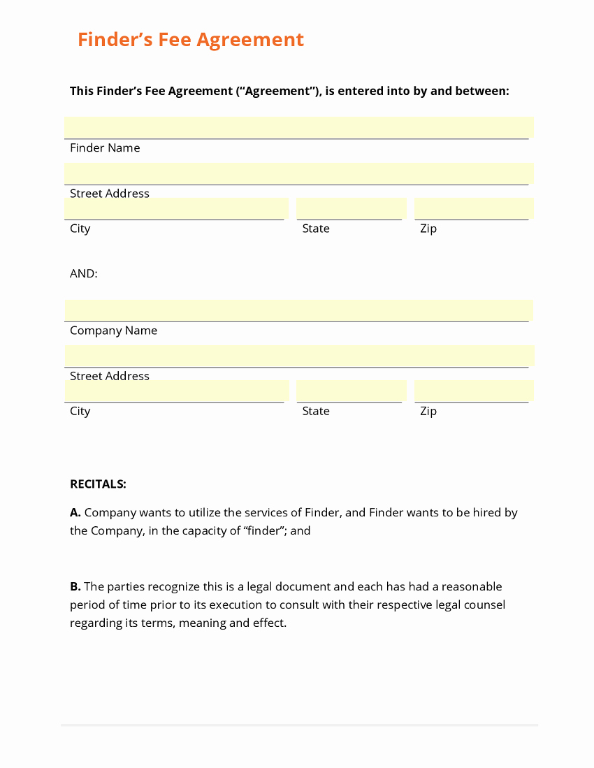 Venue Rental Agreement Template Awesome Business form Template Gallery