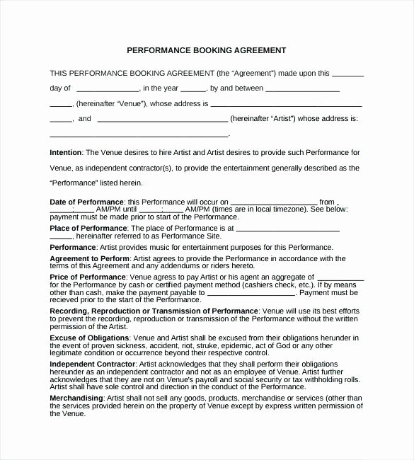 Venue Rental Agreement Template Luxury Venue Hire Agreement Template Model Examples In Word